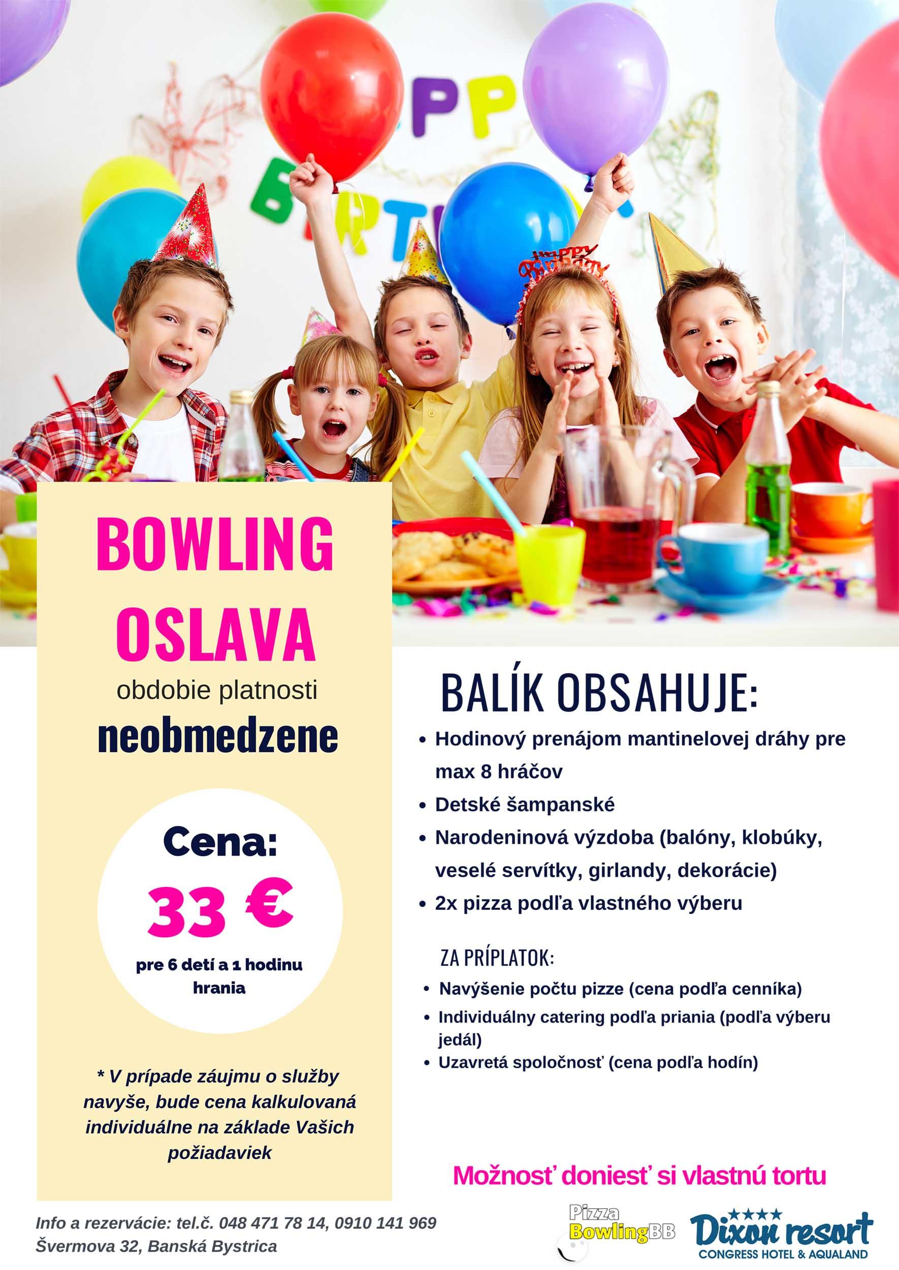 92158fd9199e5 Bowling Banská Bystrica – Zábava pre každého